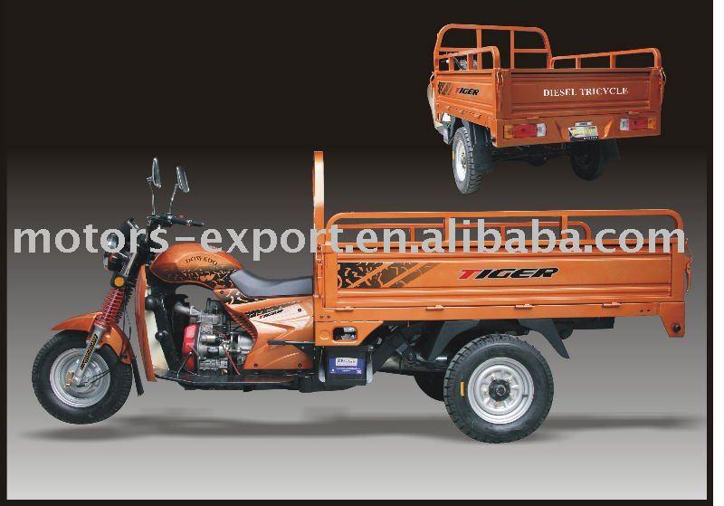 Diesel tricycle,pickup,delivery van