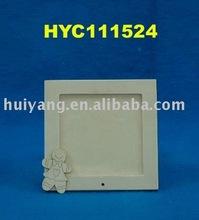 mini cartoon plywood photo frame