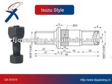 wheel bolt for isuzu truck