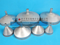 galvanized oil funnels with S.S strainer
