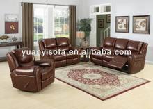 leather sofa,modern sofa set,lazy-boy relax sofa-YR1072
