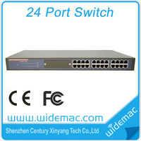 "13"" 24 Port 10/100M Desktop Ethernet Switch Desktop Switch (TH-1024D)"