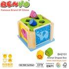 Wooden Educational Toys Shape Sorter Box