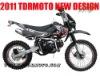 2014 New 125cc Dirt Bike Pitbike Motocross Minibike Off-road Motorcycle Big Wheel Foot Hot Sale Fiddy KLX 110 Lighting