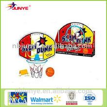 Eco-friendly Plastic basketball backboard and hoop