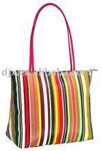 micfofiber strips designer handbag