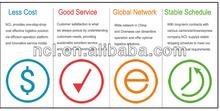 ocean freight services us custom declaration
