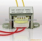 EI33*22 electric low frequency Power Transformer (50/60HZ 2-320W)with CE&Rohs