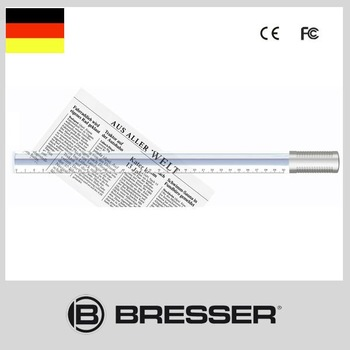 Bresser Ruler Magnifier 2x with mm scale