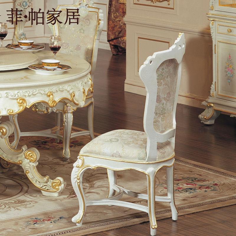 Antika mobilya- yemek odası mobilyaları İtalyan üreme