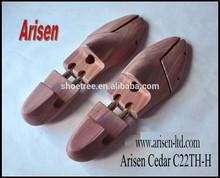 C22TH-H cedar wood shoe keeper