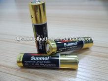 LR03- B4P 1.5v aa alkaline dry battery