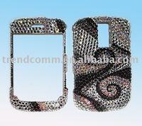 crystal diamond case for blackberry 9000