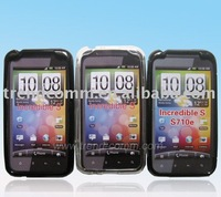 popular silicon case for HTC Thunderbolt 4G 6400