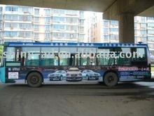 3M reflective car/bus body sticker design