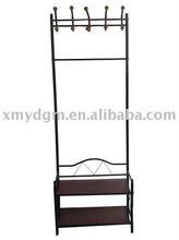 coat hanger with metal wood in home and garden YD-139-B