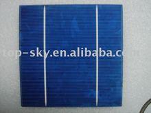 A grade 2bb 156mmx156mm polycrystalline solar cell