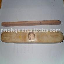 Wooden clip cotton mop heads