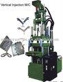 Vertical de PVC máquina de moldeo por inyección para zapatilla