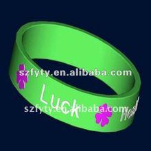 2012 Fashion silicone bracelet wristband