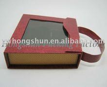 2012 fashion bag mode paper bangle box