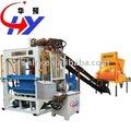 Hy-qt4-25 tomada de bloco de concreto pequena máquina