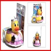 Plastic Happy Duck Queen
