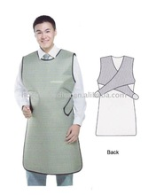 Lead apron HA05 without sleeve x-ray radiation protection