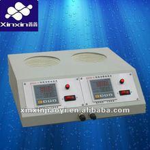 Intelligent digital display lab two holes heating mantle