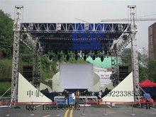 aluminium square truss,truss for concert,roof stage truss