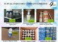 Fumigante insecticida, fosfuro de aluminio 57% tablet, de almacenamiento de fumigante