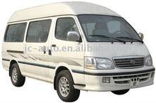 6-12 High roof, flat nose, Jincheng minibus (GDQ6480A1T)