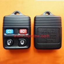 Ford car key shell 4 button Remote control case,car key blank&key cover&key fob