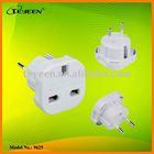 UK to Euro plug adapter (9625)