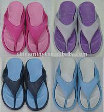 Fashion EVA flip flop 2012