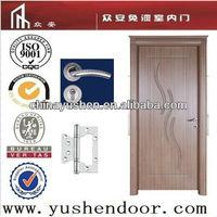 hot sale decorative interior door with turkey design