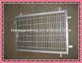 griglia di alluminio peril nuoto placcare o rivestito di zinco