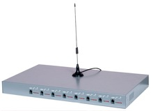 8 ports GSM fixed wireless terminal with 32 sims rotation
