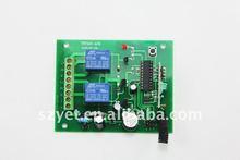 Store 500 pcs transmitter DC12V/24V Wireless Receiver and Transmitter