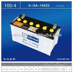 Storage Car Battery N100