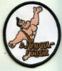 Nes USA Cartoon Design Embroidery sport patch