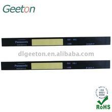 Panasonic Flat Nameplate For DVD Player