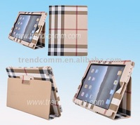 Flip PU Leather Smart Case Stand for Apple iPad 2/3/4