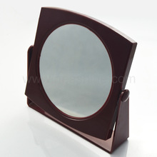 2012 fashionable plastic table standing mirror