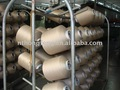 Polyester DTY Twisted Yarn (Weaving Ribbon Yarn)