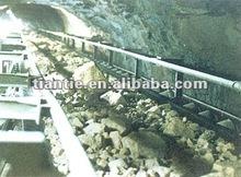 DIN standard impact resistant conveyor