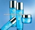 azul frasco de vidro cosmético fornecedor em guangzhou