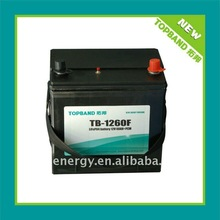 LiFePO4 battery for hybrid vehicle 12V60Ah TB-1260F