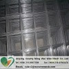 black welded wire mesh panels(factory)
