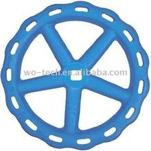 with slots cast Iron handwheel
